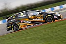BTCC Brands Hatch BTCC: Shedden wins red-flagged second race