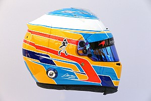 Raconte-moi ton casque... Fernando Alonso