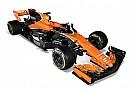 McLaren cumpre promessa e volta com laranja para 2017