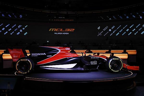 F1 突发新闻 迈凯伦MCL32以橙黑相间涂装惊艳登场