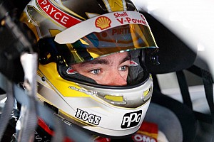 Supercars Practice report Clipsal 500 Supercars: McLaughlin puts Penske on top in FP2