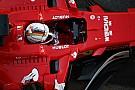 Ferrari utiliza su segundo 'filming day' en Barcelona