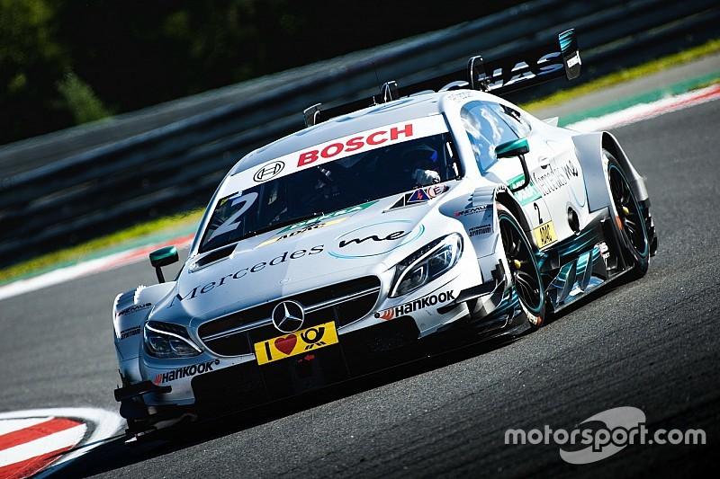 Mercedes dejará el DTM tras 2018 y entrará en la Fórmula E