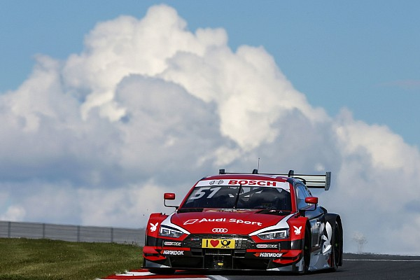 Mercedes en BMW boos over strategie Audi-coureur Müller