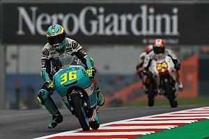 Moto3 Verslag vrije training Mir bepaalt het tempo in derde training, Bendsneyder vierde