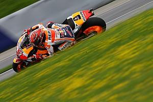 """MotoGP Nieuws Marquez tevreden: """"Test in Brno en bandenkeuze cruciaal"""""""
