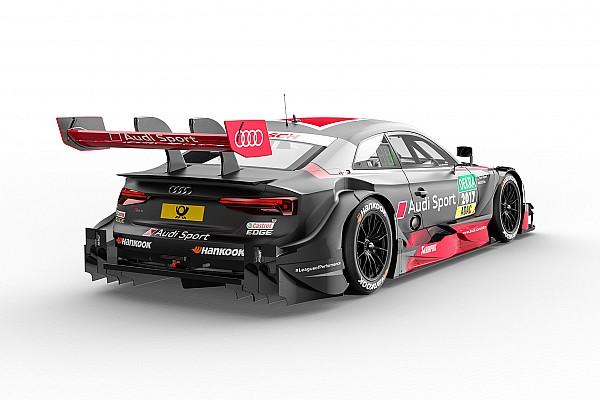 DTM Special feature In beeld: De nieuwe Audi DTM-bolide in 360 graden