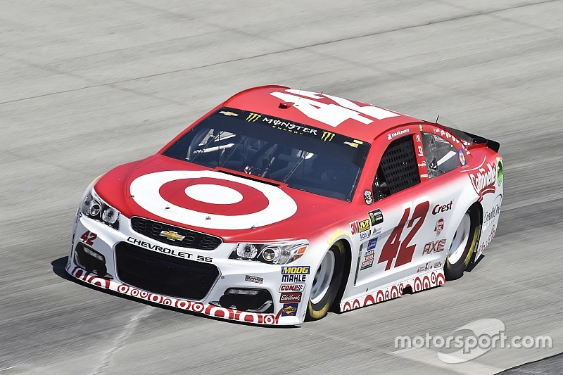 Kyle Larson tops final practice at Dover
