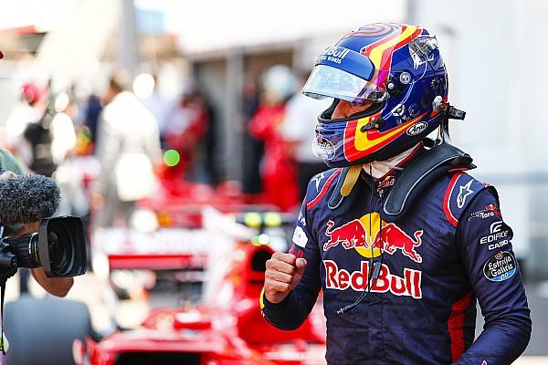 Формула 1 Новость Сайнс напомнил Red Bull о своем существовании