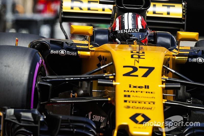 Renault a sciemment pris un risque avec la boîte de Hülkenberg