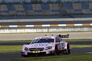 DTM Kwalificatieverslag DTM Lausitzring: Auer scoort pole-position voor race één