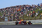 Formula 1 Verstappen breaks lap record at Zandvoort during F1 demo