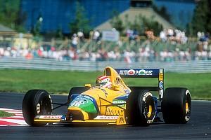 Формула 1 Ностальгія 26 років тому: остання перемога Піке