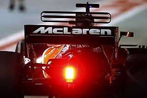 McLaren, 2018'de
