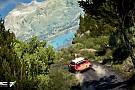 'WRC7', contravolanteando durante más de 15 minutos