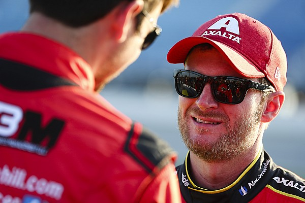 Dale Jr. emphasizes why it's important to keep pushing in the playoffs