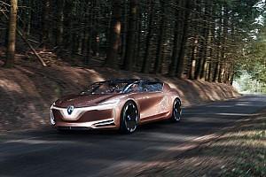 Automotive Noticias de última hora Renault Symbioz: el concept que se transforma en habitación