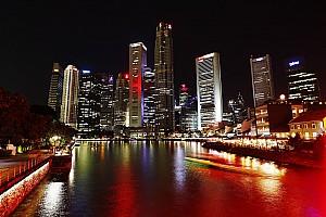 Forma-1 BRÉKING Hivatalos: 4 éves szerződést írt alá Szingapúr a Forma-1-ben