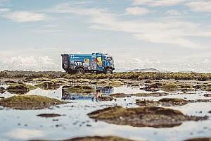 Dakar Stage report Dakar 2017, Stage 10: Nikolaev passes Sotnikov for trucks lead