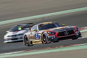 Endurance Qualifying report Bleekemolen puts Black Falcon Mercedes-AMG GT3 on pole for 24H Dubai