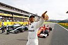 Hamilton merasa terhormat bisa sejajar dengan Schumacher