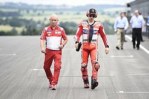 MotoGP Actualités Pour Lorenzo, une remise en question permanente chez Ducati