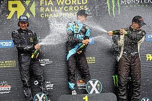 FIA Ralikrossz Eb Motorsport.com hírek Szabó Krisztián újra Európa-bajnoki címért megy Németországba