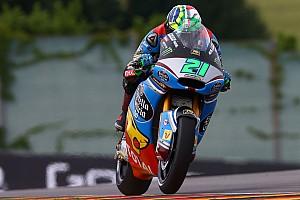 Moto2 Reporte de calificación Pole de Morbidelli y debut deslumbrante de Garzó