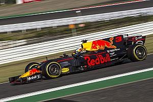 Red Bull раніше почала розробку машини на 2018 рік