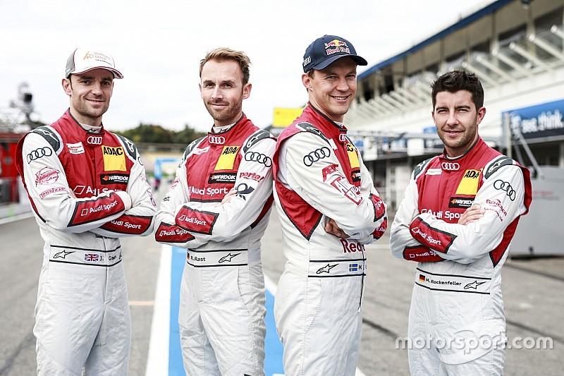 Das große DTM-Finale 2017: Vierkampf der Vier Ringe