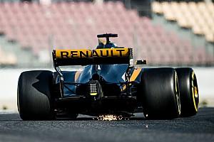 Forma-1 Interjú A Renault továbbra is biztos az erőforrás három tizedes előrelépésben