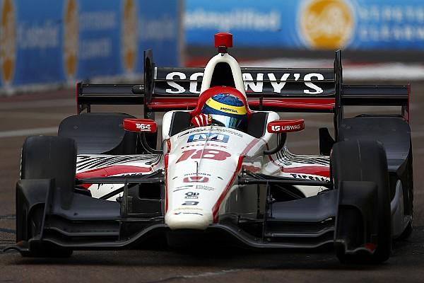 IndyCar Clamoroso Bourdais: parte ultimo ma vince a St Petersburg