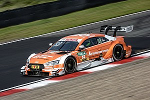 DTM Trainingsbericht DTM 2017 in Zandvoort: Audi-Dominanz im 2. Training