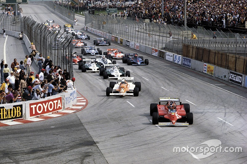 【F1】ロングビーチGP復活の噂は「見当違い」と語るマクラーレンCEO