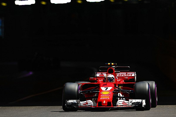 Formule 1 Réactions Räikkönen, en pole: