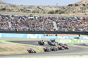 Los 10 pilotos con más vueltas lideradas en MotoGP en 2017