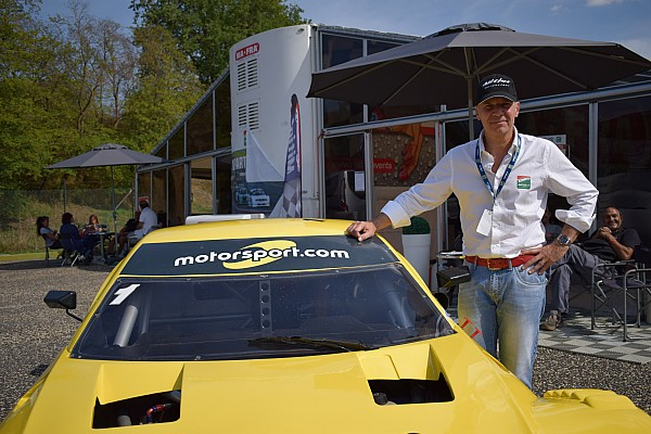 Mitjet Italian Series Intervista Bruno Zanini:
