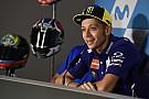 Valentino Rossi explique revenir tôt pour accélérer sa récupération