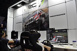 WRC 速報ニュース ヤリスWRCを一足先にドライブ。『WRC 7』が東京ゲームショウに出展