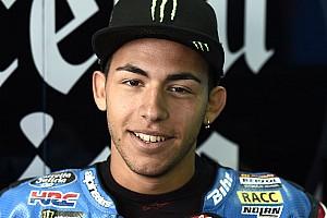 Moto3 Test Test Valencia, Giorno 2: Bastianini subito veloce con la Honda di Leopard
