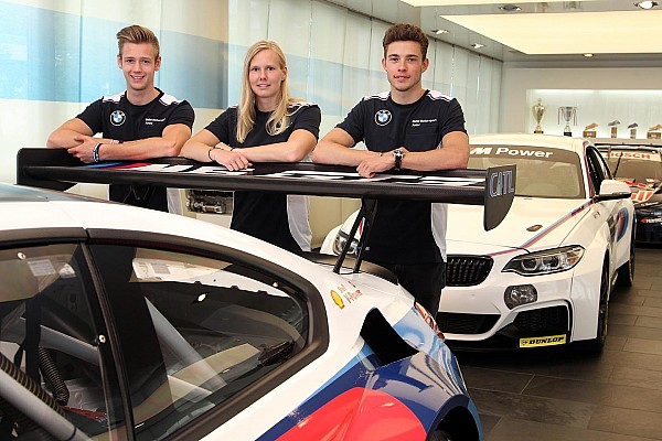 GT Breaking news Former Red Bull junior Visser joins BMW junior programme