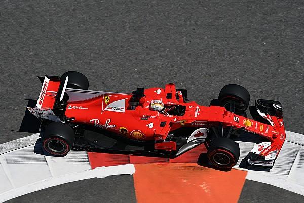 Formule 1 Verslag vrije training Ferrari sneller dan Mercedes op vrijdag in Rusland, probleem voor Verstappen