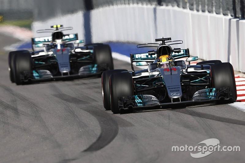 """Mercedes-Sportchef schließt """"brutale Stallorder"""" in der F1 2017 aus"""