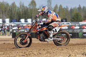 MXGP Noticias de última hora Herlings gana por primera vez en MXGP y Olsen le acompaña en Letonia