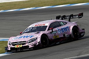 DTM Gara Lucas Auer resiste a Glock e trionfa in Gara 1 ad Hockenheim