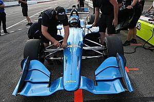 IndyCar 速報ニュース 【インディカー】2018年エアロキット、ショートオーバルでも好評価