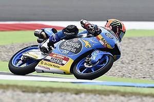 Moto3 Gara Aron Canet beffa Fenati per appena 35 millesimi ad Assen