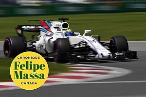 Formule 1 Chronique Chronique Massa - Je suis prêt à rester en F1 en 2018