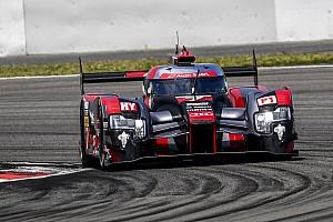 WEC Interview Rast and Vanthoor: Next in the Audi LMP1 queue