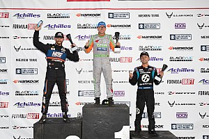 Formula Drift Race report Formula DRIFT Round 6: Throwdown Results